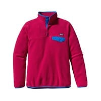 Patagonia Women's Synchilla® Recycled Fleece Lightweight Snap-T® Pullover