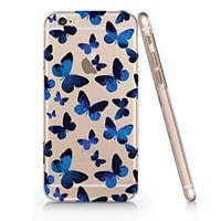 Amazon.com: Butterfly Pattern Slim Iphone 6 6S Case, Clear Iphone 6 6S Hard Cover Case For Apple Iphone 6/6S -Emerishop (AH1292): Cell Phones & Accessories