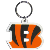 Cincinnati Bengals Flex Key Chain