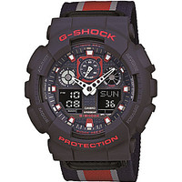 G-Shock Cloth Band Multifunction Watch