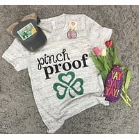 Pinch Proof v neck