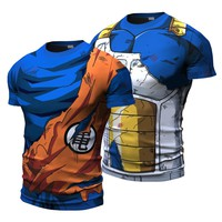 Dragon Ball Z hero shirts