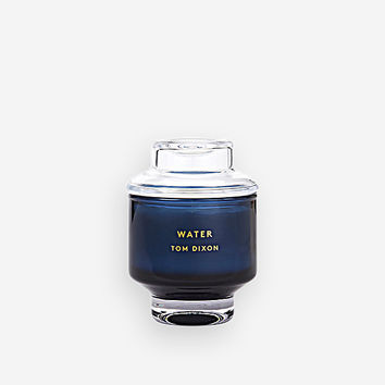Water Scented Candle Medium