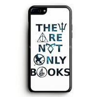 They Are Not Only Books iPhone 7 Plus Case | aneend