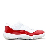 Air Jordan 11 Retro Low 'White Varsity Red'