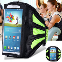 Phone Swag Waterproof Sport Arm Band Case For Samsung Galaxy S3 S4 S5 S6/ Edge Arm Phone Bag