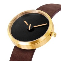 Sometimes Watch in Brass and Sassy by Projects - Pop! Gift Boutique
