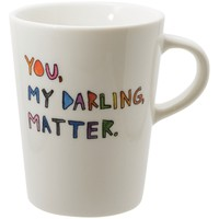 Fishs Eddy My Darling Ceramic Mug | Nordstrom