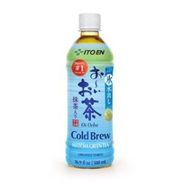 Ito En Oi Ocha Cold Brew Matcha Green Tea, 16.9 fl oz (500 mL)
