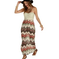Sale-taupe Summertime Fine Maxi Dress