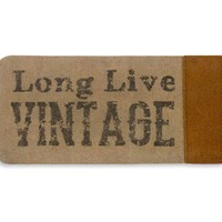 Long Live Vintage Glasses Case