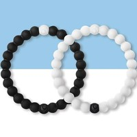 Big Sale on 2pcs Black & White Lokai