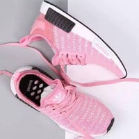 Adidas fashion casual shoes NMD
