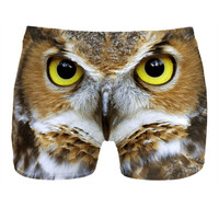 Owl eyes on you Boxer briefs