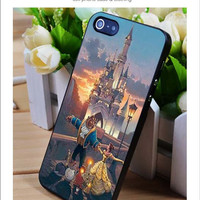 Disney beauty and the beast iPhone for 4 5 5c 6 Plus Case, Samsung Galaxy for S3 S4 S5 Note 3 4 Case, iPod for 4 5 Case, HtC One for M7 M8 and Nexus Case