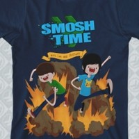 Smosh Time Guy - Smosh Guys - Official Online Store on District Lines