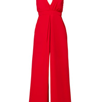 Jill Jill Stuart Cherry Perfect Pleat Jumpsuit
