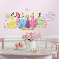 Disney Princesses Glow Within Wall Decals by RoomMates