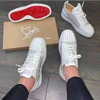 Christian Louboutin Fashionable leisure shoes 110