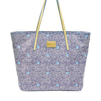Resort Tote - Bright Navy Upscale - Lilly Pulitzer