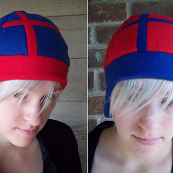 Norway or Iceland Style Flag Hat (no white)