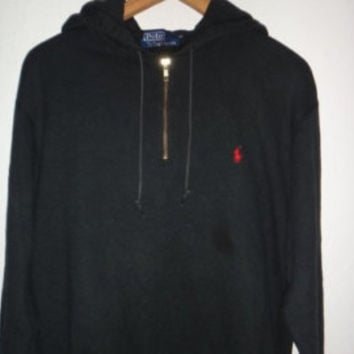 New Year Sale Vintage Polo by Ralph Lauren 1990s Polo Shirt