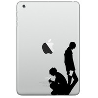 Apple iPad / iPad mini / Decal sticker - Death note L and Light