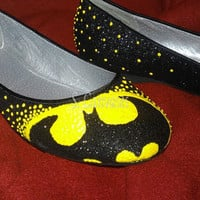 Movie Madness Shoes (Batman)