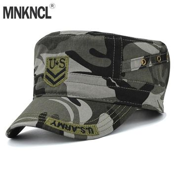 Trendy Winter Jacket MNKNCL 2018 Newest U.S Camouflage Caps Men  Baseball Army Cap For Men Women Casual  U.S. Army Snapback Hats Bone Adjustable AT_92_12