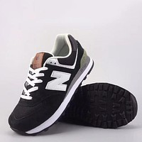 Trendsetter New Balance Wl574  Fashion Casual Sneakers Sport Shoes