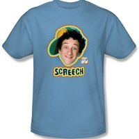 Saved By The Bell Screech T-Shirt | Vintage TV Show T-shirts