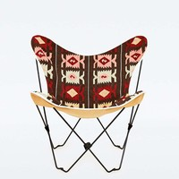 Geometric Butterfly Chair Cover - Urban Outfitters