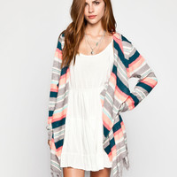 RIP CURL Nomad Womens Hooded Cardigan | Cardigans & Wraps