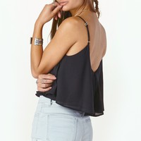 CHARLIE CROP TOP