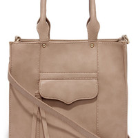 Like Tote-ally Taupe Tote