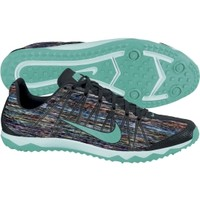 Nike Women's Zoom Rival Waffle Track and Field Shoe - Blue/Teal   DICK'S Sporting Goods