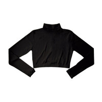 Cheerleading Cropped Body Suits