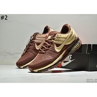 NIKE AIR MAX full palm cushion comfortable shock absorbing shoes #2