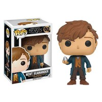 Newt Scamander Funko Pop! Fantastic Beasts and Where to Find Them