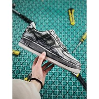 Nike Air Force 1 Low AF1 For Halloween Fashion Shoes
