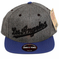 Los Angeles Dodgers Flak Strapback