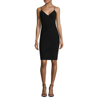 City Triangle Sleeveless Bodycon Dress-Juniors - JCPenney