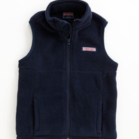 Boys' Outerwear: Fleece Vail Vest for Boys' - Vineyard Vines