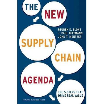 The New Supply Chain Agenda: The Five Steps That Drive Real Value