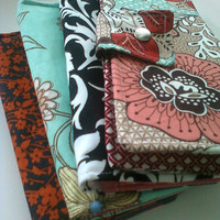 Womens Wallet Bifold Travel Accessories Organizer by ecsquared
