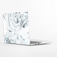 Traditional Marble Laptop Skin