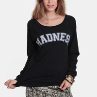 Madness Pullover Sweatshirt By Morning Warrior