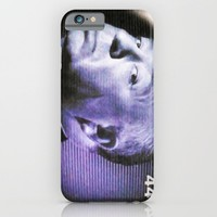 Alfred Hitchcock Presents iPhone & iPod Case by Lanjee