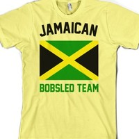 Lemon T-Shirt | Fun Cool Runnings Shirts