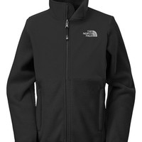 The North Face Girl's 'Denali' Water Resistant Polartec 300 Series Recycled Fleece Jacket,